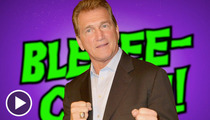 Joe Theismann -- Watching Sports is Rough On Your Stomach