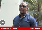Terry Crews -- Gay NFL Players Have It As Tough As Gay Soldiers