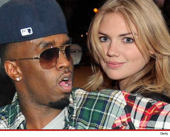 Kate upton is now dating p diddy