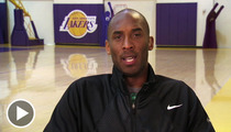 Kobe Bryant on Fired Rutgers Coach -- I'd SMACK the Hell Outta Him!