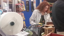 Sly Stallone's Mom -- My Son's a Gazillionaire ... And I'm at the 99 Cent Store!