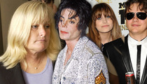 MJ's Mom Katherine Jackson Fears Debbie Rowe Could Blow Lid Off Paternity Issue