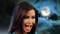 Kim Kardashian -- Hairy Everywhere ... AGAIN