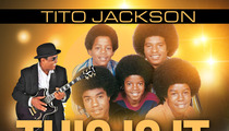 Tito Jackson -- Accused of Blowing Off 200 Kids