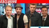 Backstreet Boys Still Got Jive