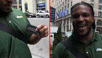 NFL Draft Fav Jarvis Jones -- Free Subway Sammies FOR LIFE