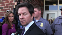 Mark Wahlberg -- I'd Reunite w/ the Funky Bunch ... FOR BOSTON!