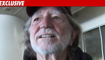 Willie Nelson Charged With Pot Possession