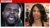 Eddie Winslow -- Accused of Belting Ex-Wife