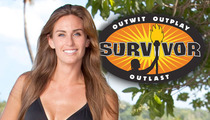 'Survivor' Champ Kimberly Spradlin -- ARRESTED at the DMV ... In Major Police Mix-Up