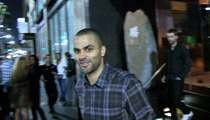Tony Parker to Lakers Fans -- Sorry for Beating Your Asses