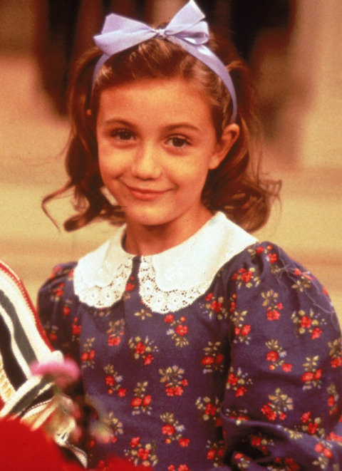 """Madeline Zima is best known for playing the youngest child Grace Sheffield in the family friendly '90s sitcom """"The Nanny."""""""