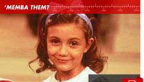 """Little Grace in """"The Nanny"""": 'Memba Her?!"""