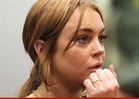 Lindsay Lohan -- 12 Hours to Dodge Arrest Warrant
