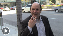 Jason Alexander -- What's the Deal with My Seinfeld Impression?