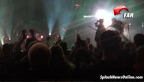 Motley Crue Guitarist Mick Mars Knocked Over Onstage by Crazed Fan