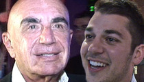 Robert Kardashian Takes Page from the O.J. Simpson Playbook ... Hires Robert Shapiro