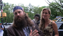 'Duck Dynasty' Stars -- NOT IMPRESSED ... By Food at White House Dinner
