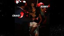 Craig Robinson & Kerry Washington GET DOWN at 'Peeples' Party [VIDEO]