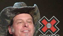Motor City Madman Ted Nugent -- Bring the X Games to Detroit!!!