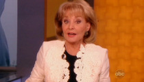 Barbara Walters Retiring -- 'View' Host Hanging Up the Mic in 2014