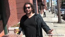 Jeff Ross -- Lindsay Lohan REFUSES To Be Roasted
