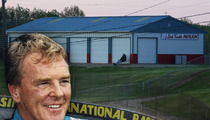 Dick Trickle -- Wisconsin Speedway Plans Black-Flag Tribute