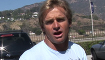 Laird Hamilton -- Jet Ski 'Clowns' RUINED MY SURFING SPOT!!!