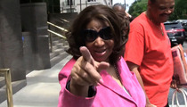 Aretha Franklin to Kim Kardashian -- Babies Belong at Home, NOT ON TOUR!!!