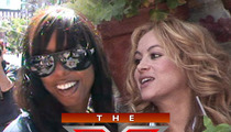 Kelly Rowland & Paulina Rubio Signing on for 'The X Factor'