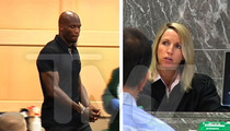 Chad Johnson ARRESTED in Florida