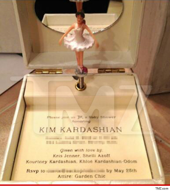 Kim kardashian my baby shower invite is better than yours tmz kim kardashian my baby shower invite is better than yours filmwisefo