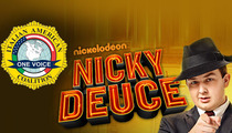 Nickelodeon Movie 'Nicky Deuce' -- Italian-American Org. Demands Boycott