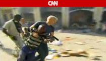 Anderson Cooper -- Haitian Hero