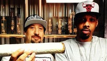 B-Real from Cypress Hill -- I Rolled a $1,500 Joint