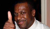 Chris Tucker's Tax Debt -- One Million Down, 12 Mil to Go