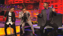 Will Smith -- Raps 'Fresh Prince' & Carlton Banks Returns!
