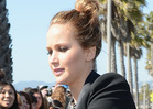 Jennifer Lawrence -- Jesus-Loving Alleged Stalker Arrested