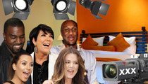 Kardashian Family -- Sisters & Mom Dragged Into Porn Spoof