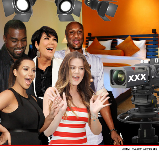 Kim kardashian porno film directly