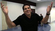 Lou Ferrigno -- Bruce Banner Was Too Gay for TV