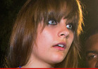 Paris Jackson -- Left Suicide Note, Cut Arm with Meat Cleaver