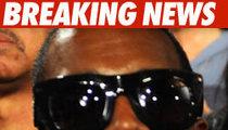 Kanye West's Car Smashes Into Honolulu Home