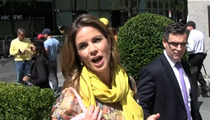 'Today' Show Anchor Natalie Morales -- We Won't Let Knife Attack Change Our Show