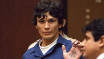 Richard Ramirez Dead -- Night Stalker Serial Killer Dies On Death Row