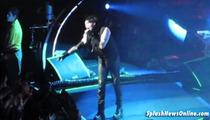 Marilyn Manson Dedicates Song to Paris Jackson -- 'Disposable Teens'