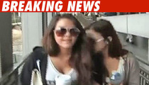 'Pretty Wild' Star Heads into Court ... Then Jail