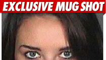 Alexis Neiers -- 'Pretty Wild' Mug Shot