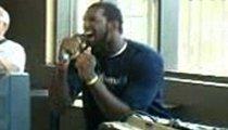 NBA Superstar Caught Doing Lance Bass on Tape!
