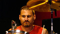 Rage Against the Machine -- Bummer for the Drummer ... Wife Files for Divorce